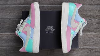 """NIKE AIR FORCE 1 LOW """"EASTER"""" 2018 