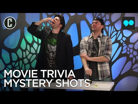 Movie Trivia Mystery Shots Game with Jeremy Jahns & Mark Ellis