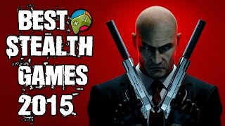 Top 10 Best Stealth Games 2015 HD - Android - iOS