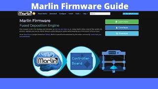 Разъяснение прошивки Marlin 2.0.x