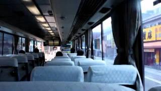 西肥バス 日産ディーゼルP-RA53RE  佐世保バスセンター~藤原橋