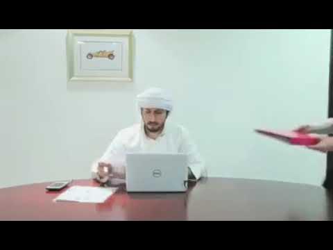 Arab guys speaking English.   Interview