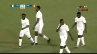 Nigeria vs Cameroon 3 - 0 ALL GOALS (Friendly 2015)