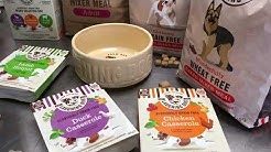 Discover our naturally wholesome wet dog food & oven-baked mixers