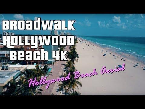 Broadwalk Hollywood Beach