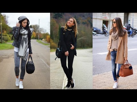Sporty And Stylish Outfit Ideas