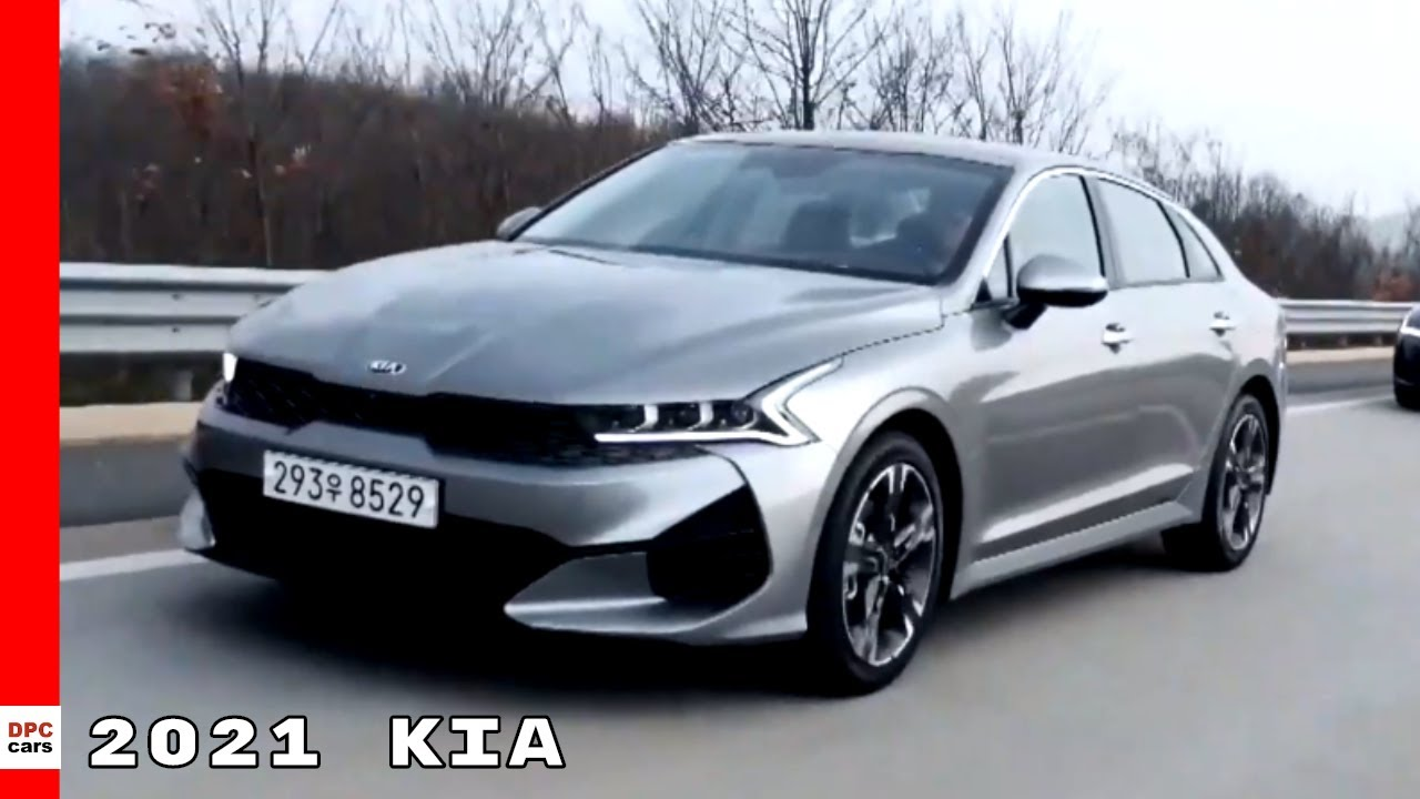 KIA K5 aka Optima 2021 - YouTube