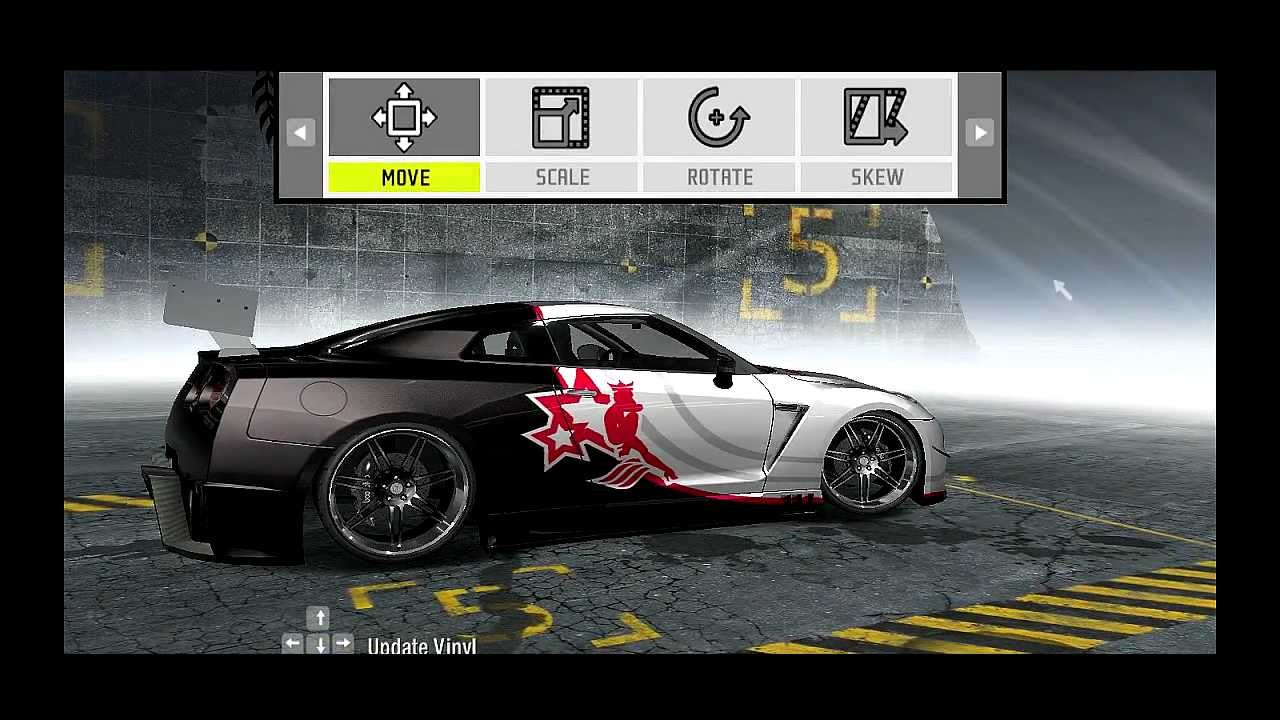 Need for speed prostreet customized cars nissan gt r r 35 tutorial youtube