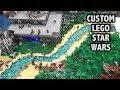 LEGO Attack on Yavin 4 Clone Base | Star Wars: The Clone Wars