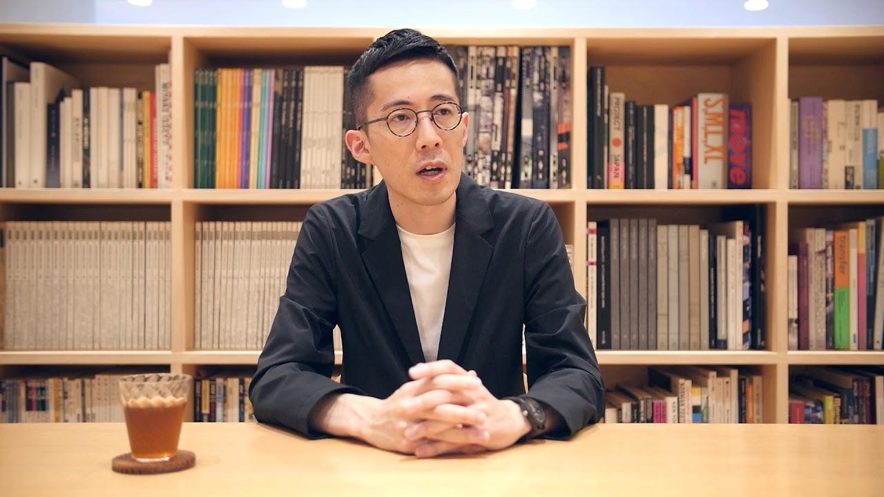[Japanese spatial design] Ryo Matsui talks about Hitoshinaya