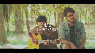 """Renato Enoch (voz) e Gabriel Moraes (violão) interpretando """"Não"""", c..."""