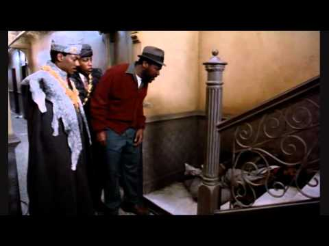 Coming To America  The Motel Funny  Eddie Murphy HD