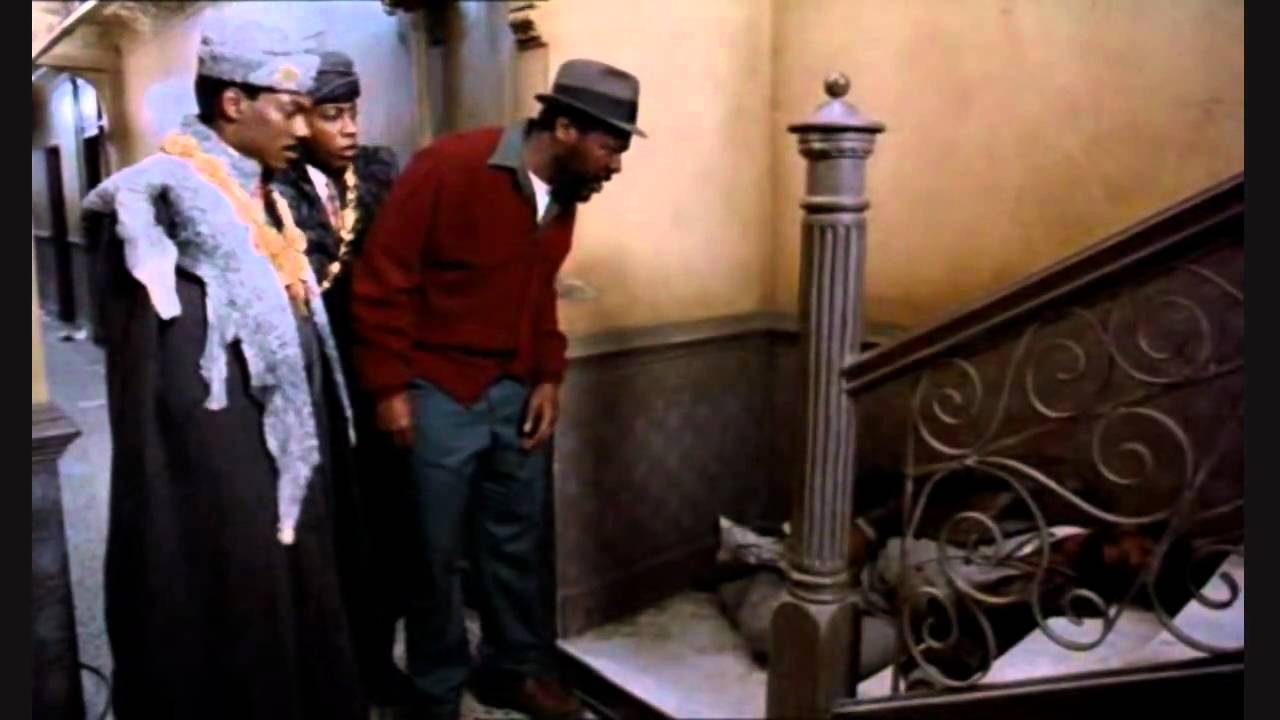 Coming To America The Motel Funny Clip Eddie Murphy Hd