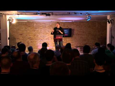 React 2014 : Todd L Montgomery - Event-Driven, The Only Way (It's Gonna) Fly!