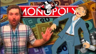 LIVE PLAY on Monopoly Luxury Diamonds Slot Machine with Bonuses