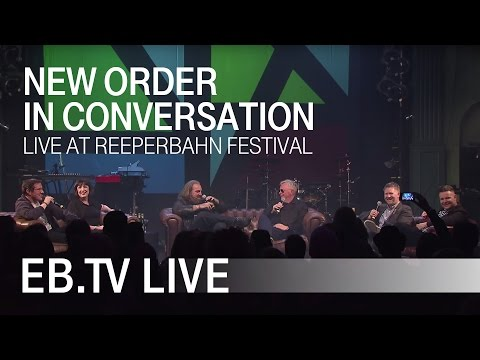 In Conversation: NEW ORDER - FULL SHOW