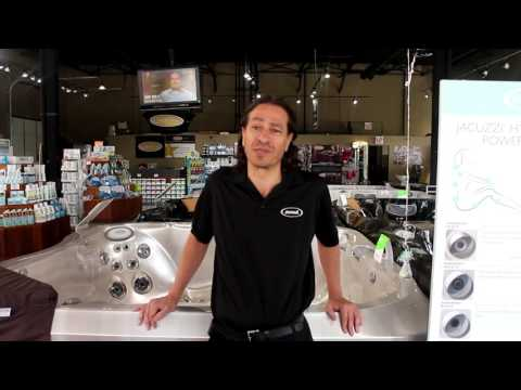 Jacuzzi Vaughan - Showroom Welcome With Selwyn