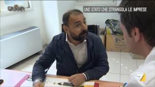 La Gabbia - Uno Stato che strangola le imprese (14/05/2014)