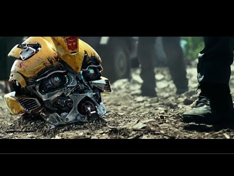 Transformers 5 (2017) Bumblebee vs TRF (HD Latino)