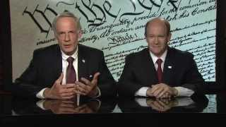 Delaware Sen. Tom Carper and Sen. Chris Coons - Constitution Day PSA - 2015