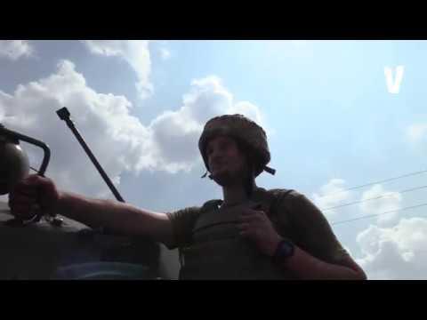Військове телебачення України: ВСЕ, ЩО МОЖНА – ЛЕТІЛО В НАС. ПРОРИВ НА СВІТЛОДАРСЬКІЙ ДУЗІ. VОЇН – ЦЕ Я: Юрій Сухотін