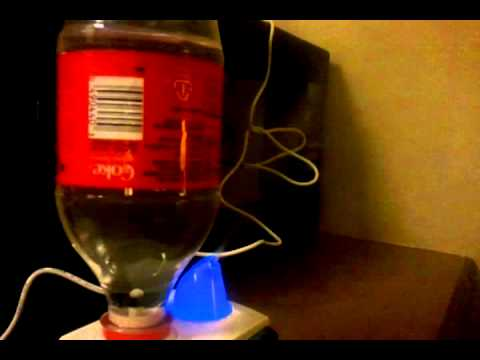 cvs portable humidifier in action youtube
