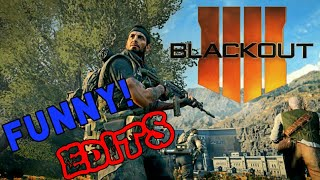 CALL OF DUTY: BLACK OPS 4 - Blackout. Funny edits.