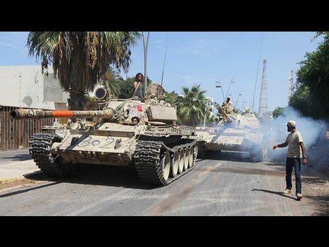 ISIS still haunts Libya as execution sites won back in Sirte
