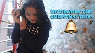 Decorating the Christmas Tree 🔔 (WK 360.5) | Bratayley