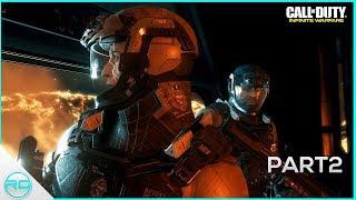 Call Of Duty: Infinite Warfare Walkthrough l PART 2 I CODWWII Hype l Live Stream.
