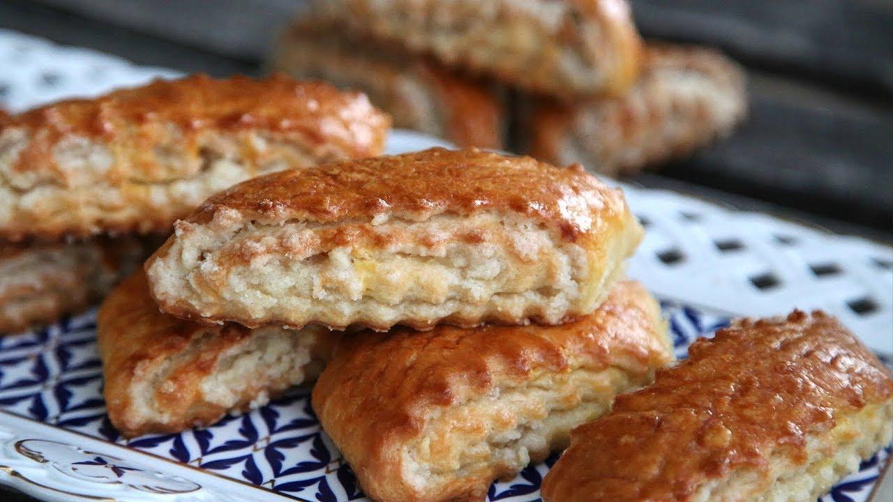 Մածունով Գաթա - Armenian Gata Recipe - Heghineh Cooking Show in Armenian - YouTube