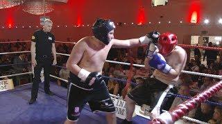 IBA Boxing - Tommy Mahon v Timmy Pappa - City Pavilion