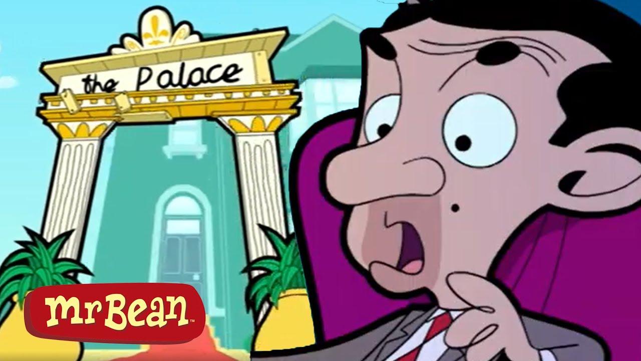 Funny Episodes | A Royal Makeover | Mr Bean Cartoon Season 1 | Cartoons for Kids