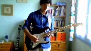 Uppermost   Flashback guitar cover