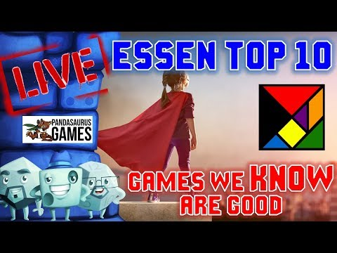 Essen Top 10: Games We KNOW Are Good #1