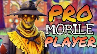 🔴 SWITCHING TO CLAW! / Pro Fortnite Mobile Player / 200+ Wins / Fortnite Mobile Gameplay + Tips!
