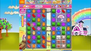 Candy Crush Saga Level 1078 (No Boosters)
