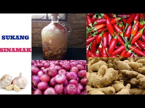how to make sukang pinakurat