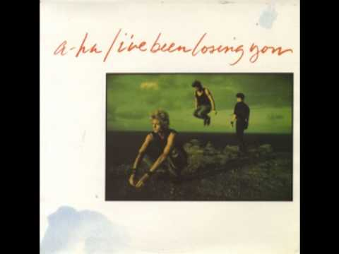 A-Ha - I've Been Losing You (HQ audio)