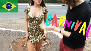 Beautiful Women, Awkward Kissing & Drunk Christians | Brazilian Carnival With St. Fairhair