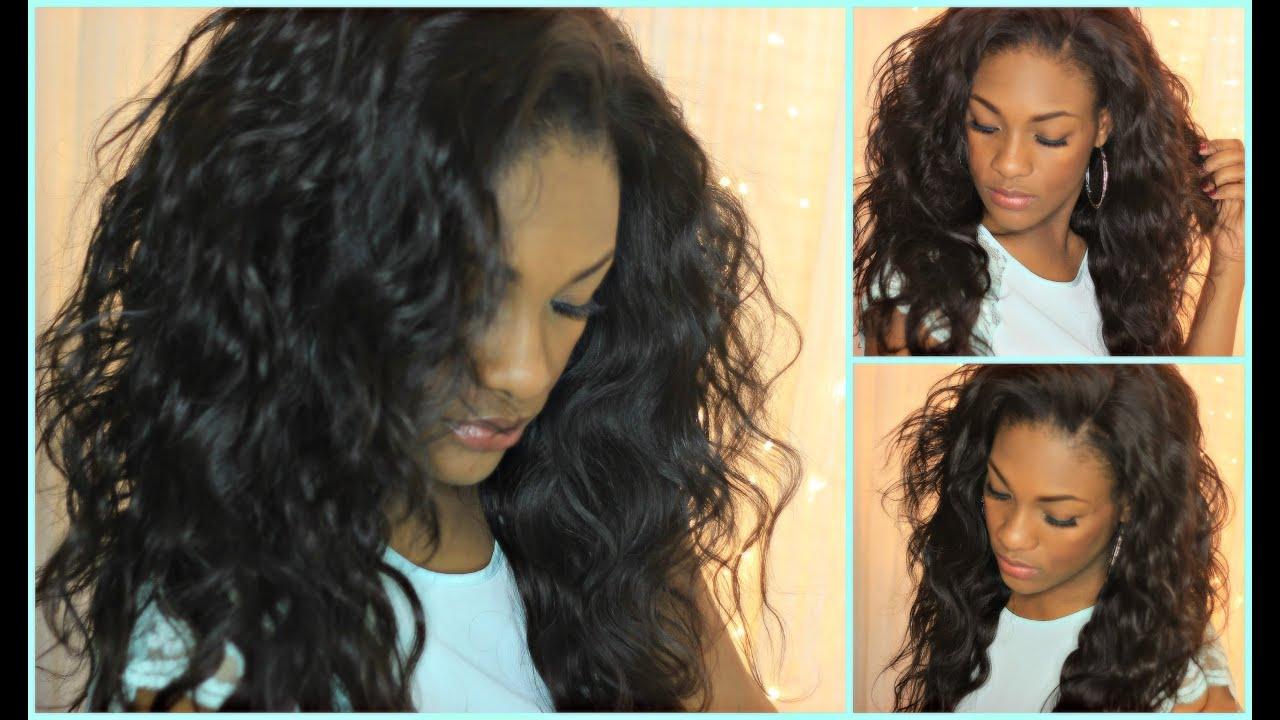 Maxglam ALIEXPRESS Hair Brazilian Body Wave + Lace Closure