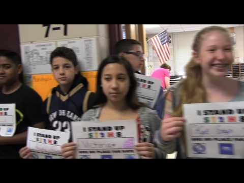 Oceanside Middle School- Stand up to hate