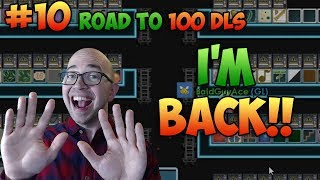 Growtopia: Road to 100 DLs #10 - My Vend World was SOLD OUT!