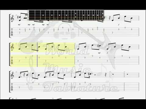 Def Leppard   When Love and Hate Collide GUITAR TAB