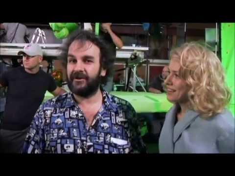 NAOMI WATTS AND ANDY SERKIS FILMING KONG (very rare)