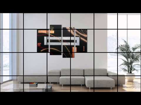 Collection tableau peinture 2014 Artwall and Co