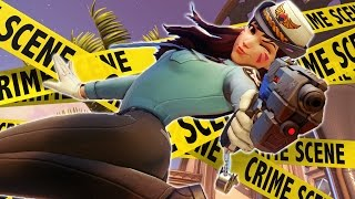The Overwatch Police Force