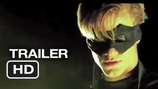 All Superheroes Must Die Official Trailer #1 (2013) - Jason Trost Movie HD