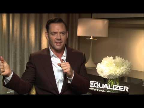 The Equalizer // Interview Marton Csokas Part 2 (OV)