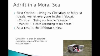 lifeboat ethics the case against helping